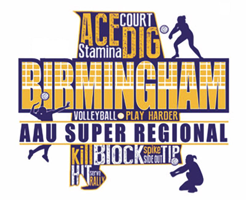 Birmingham AAU Super Regional Volleyball Tournament
